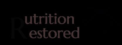 Nutrition Restored