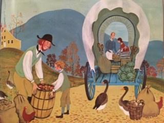 Ox-Cart Man Image 1